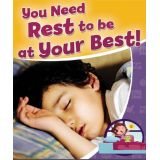 Healthy Habits for a Lifetime - You Need Rest to be at Your Best!