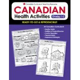 Canadian Health Activities - Grades 4-6