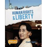 Our Values - Human Rights & Liberty