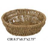 Basket Sea Grass Circle