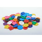Assorted Large Buttons 90Pk
