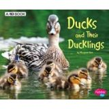 Ducks and Their Ducklings - 4D Book