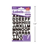 Alphabet Labels Capital Letters