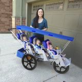 Runabout Strollers - Sun Canopies- 4 Seater