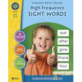 High Frequency Sight Words Gr. K–1