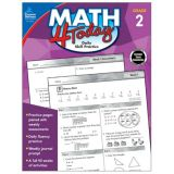 Math 4 Today Workbook Grade 2