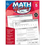 Math 4 Today Workbook Grade 5
