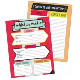 Aim High Teacher Planner Book