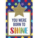 You Were Born To Shine Poster