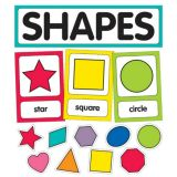 Shape Cards Mini Bulletin Boards