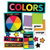 Color Cards Mini Bulletin Boards