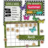 Woodland Whimpsy Calendar Bulletin Board Set