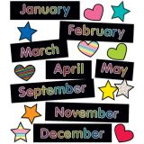 Months of the Year Mini Bulletin Board Set