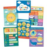 Calming Strategies Bulletin Board Set