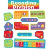 Decoding Division Mini Bulletin Board