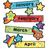 Celebrate Learning Months of the Year Mini Bulletin Board Set