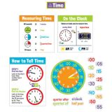 All About Time Bulletin Board Set 23Pcs