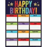 Birthday Poster - Sparkle and Shine Glitter