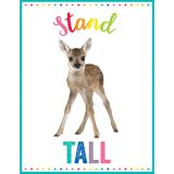 Stand Tall Chart