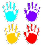 Handprints Cutouts (42/pk)