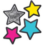 Stars Extra Large Colorful Cut-Outs