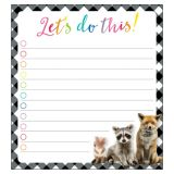 Wood Whimpsy Lets Do This Notepad 50 Sheets