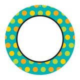 Teal Appeal Two-Sided Decoration