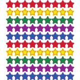 Multicolour Seals- Stars