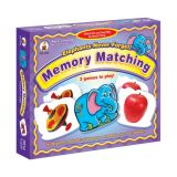 Elephants Never Forget: Memory Matching