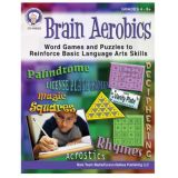 Brain Aerobics Workbook Grade 4-8