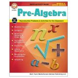 Pre-Algebra Middle And Upper Grades