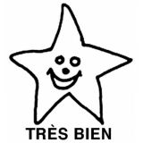 Tres Bien (French) Self Inking Stamp