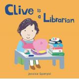 Clive's Jobs - Clive is a Librarian