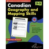 Canadian Geography and Mapping Skills Gr. 3-5