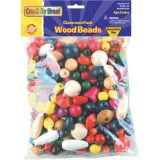 Wood Beads Classroom Pack