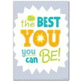 Be the Best You Can Be - Inspire U Poster