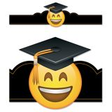 Emoji Graduation Crown