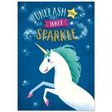 Unleash Your Inner Sparkle Posters