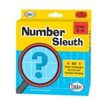 Number Sleuth: Fluency and Number Sense through Puzzle and Play Gr 2-3