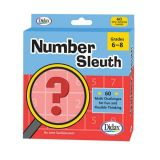 Number Sleuth: Fluency and Number Sense through Puzzle and Play, Gr 6-8