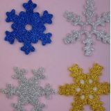 Snowflakes Self Adhesive Foam Shapes