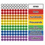 Magnetic Place Value Disks & Heading Grades 3–6