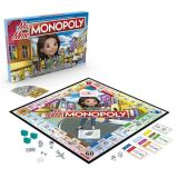 Ms.Monopoly Game Bilingual