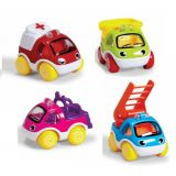 Mighty Minis Set Of 4