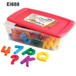 Alphamagnets and Math Magnets Jumbo Size