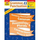 Grammer and Punctuation - Grade 2