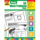 Daily Word Problems - Grade 2