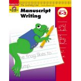 Learning Line: Manuscript Writing Gr. 1-2