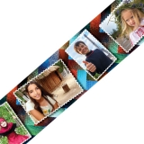 Multicultural Kids Postcards Photo Border