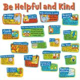 Dr. Seuss Be Kind and Helpful Bulletin Board Set